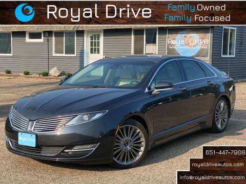 2014 Lincoln MKZ Hybrid for sale at Royal Drive in Newport MN