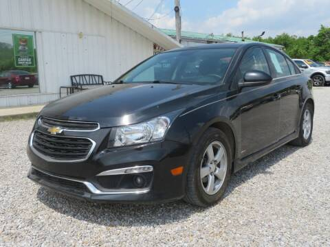 2015 Chevrolet Cruze for sale at Low Cost Cars in Circleville OH