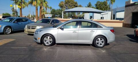 2014 Chevrolet Cruze for sale at Auto Solutions in Mesa AZ