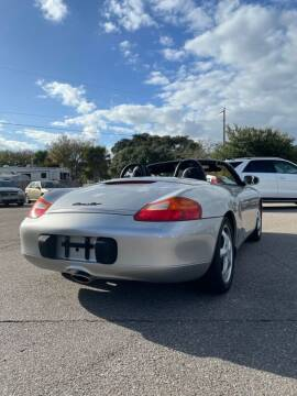 1997 Porsche Boxster for sale at Good Clean Cars in Melbourne FL