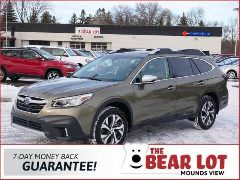 2020 Subaru Outback for sale at Rydell Auto Outlet in Mounds View MN