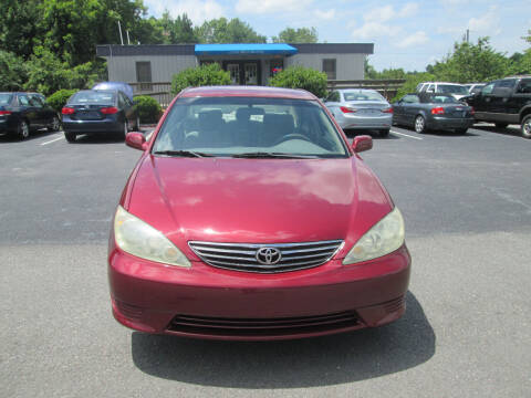 2006 Toyota Camry for sale at Olde Mill Motors in Angier NC