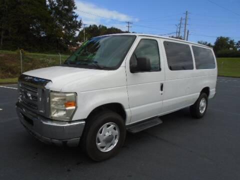 2012 Ford E-Series Wagon for sale at Atlanta Auto Max in Norcross GA