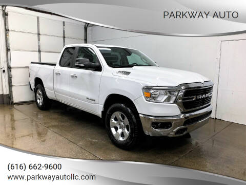 2019 RAM Ram Pickup 1500 for sale at PARKWAY AUTO in Hudsonville MI