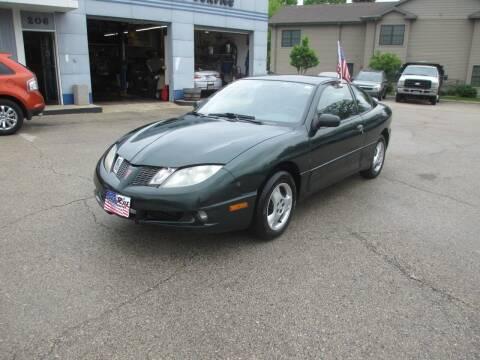 2003 Pontiac Sunfire for sale at Cars R Us Sales & Service llc in Fond Du Lac WI