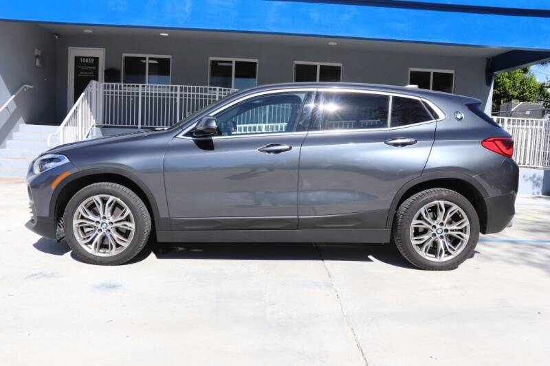 2018 BMW X2 for sale at PERFORMANCE AUTO WHOLESALERS in Miami FL