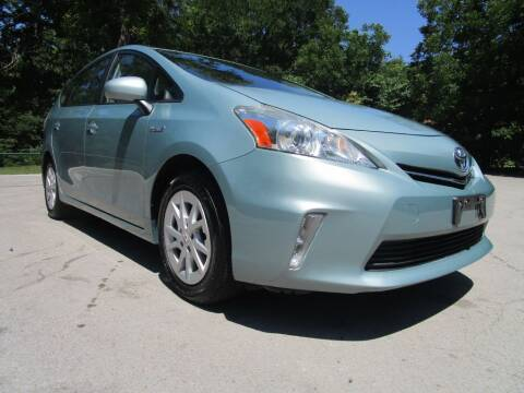 2014 Toyota Prius v for sale at Thornhill Motor Company in Lake Worth TX