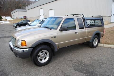 2001 Ford Ranger for sale at New Milford Motors in New Milford CT