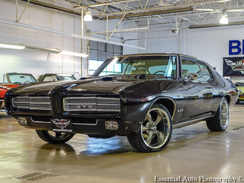1969 Pontiac GTO for sale at Bill Kay Corvette's and Classic's in Downers Grove IL
