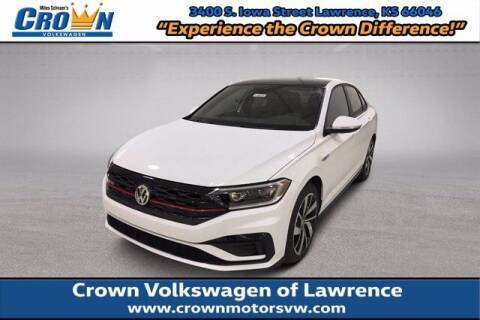 2021 Volkswagen Jetta GLI for sale at Crown Automotive of Lawrence Kansas in Lawrence KS