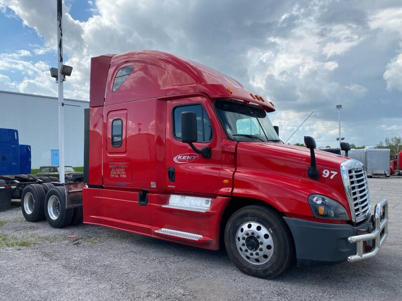2015 Freightliner Cascadia Evolution  for sale at N Motion Sales LLC in Odessa MO