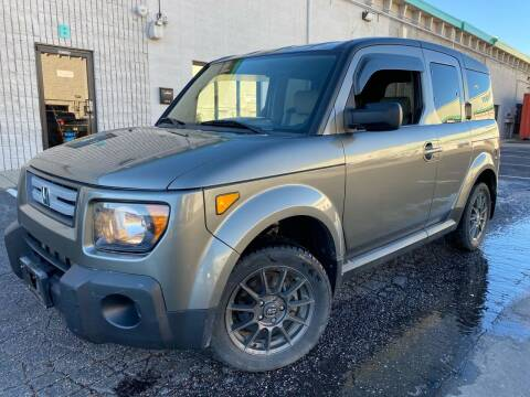 2007 Honda Element for sale at Zapp Motors in Englewood CO