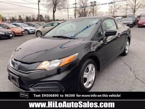 2014 Honda Civic for sale at Hi-Lo Auto Sales in Frederick MD