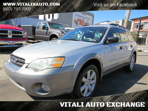 2006 Subaru Outback for sale at VITALI AUTO EXCHANGE in Johnson City NY