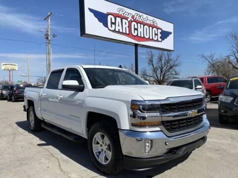 2016 Chevrolet Silverado 1500 for sale at Ray Hibdon's Car Choice in Oklahoma City OK
