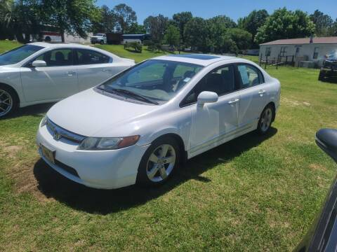 2008 Honda Civic for sale at Lakeview Auto Sales LLC in Sycamore GA
