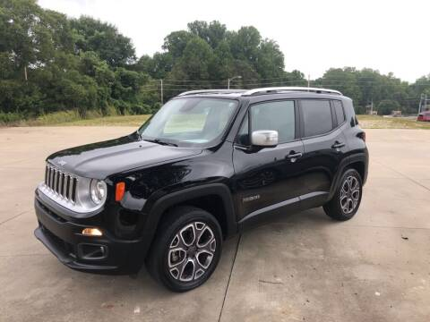 2015 Jeep Renegade for sale at Mikes Auto Sales INC in Forest City NC