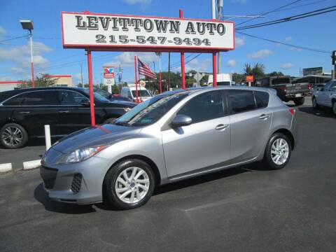2013 Mazda MAZDA3 for sale at Levittown Auto in Levittown PA