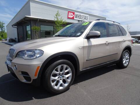 2013 BMW X5 for sale at Wholesale Direct in Wilmington NC