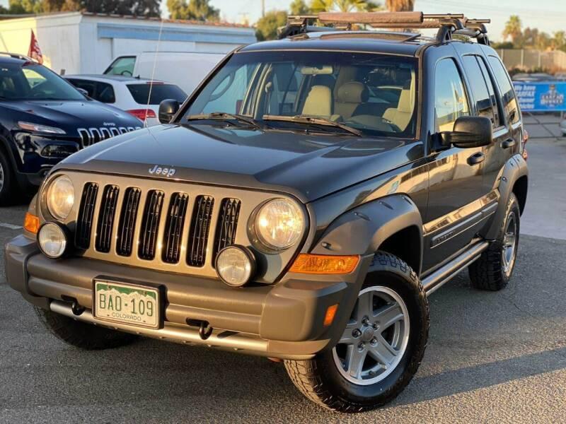 2006 Jeep Liberty for sale at Gold Coast Motors in Lemon Grove CA