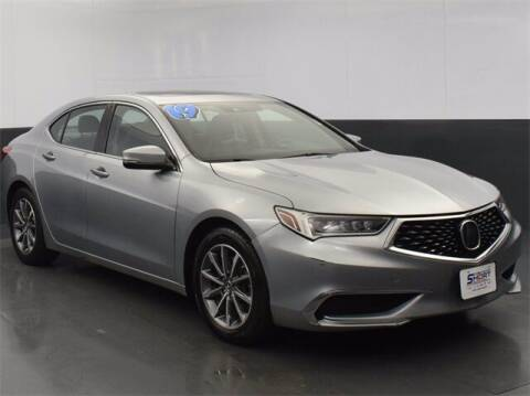 2019 Acura TLX for sale at Tim Short Auto Mall in Corbin KY