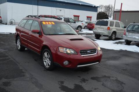 2005 Subaru Outback for sale at CARGILL U DRIVE USED CARS in Twin Falls ID