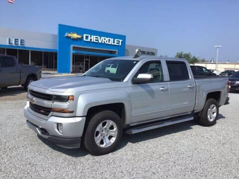 2017 Chevrolet Silverado 1500 for sale at LEE CHEVROLET PONTIAC BUICK in Washington NC
