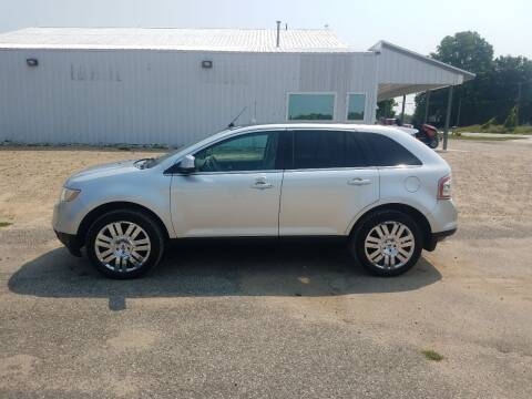 2010 Ford Edge for sale at Steve Winnie Auto Sales in Edmore MI