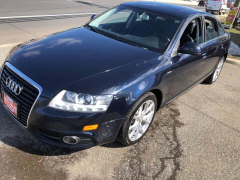 2011 Audi A6 for sale at STATE AUTO SALES in Lodi NJ