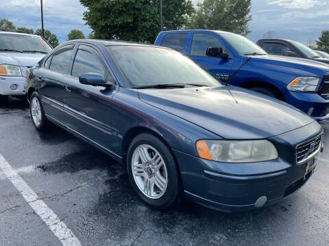 2006 Volvo S60 for sale at COUNTRYSIDE AUTO SALES 2 in Russellville KY
