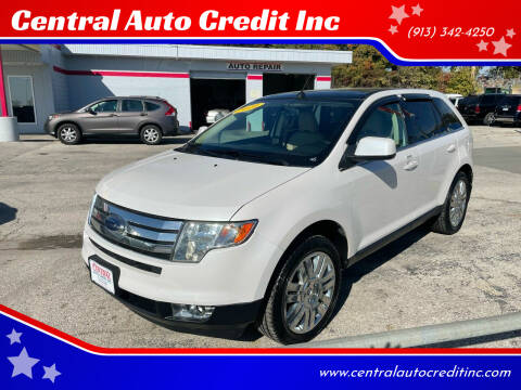 2010 Ford Edge for sale at Central Auto Credit Inc in Kansas City KS