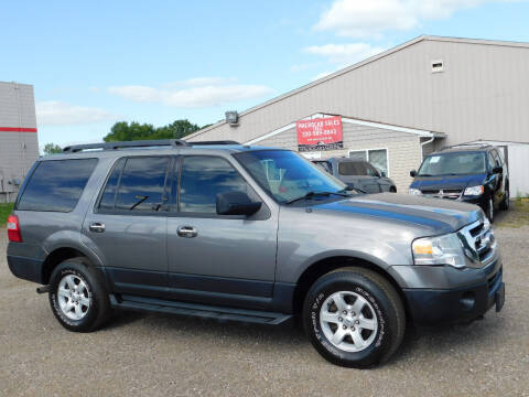 2012 Ford Expedition for sale at Macrocar Sales Inc in Akron OH