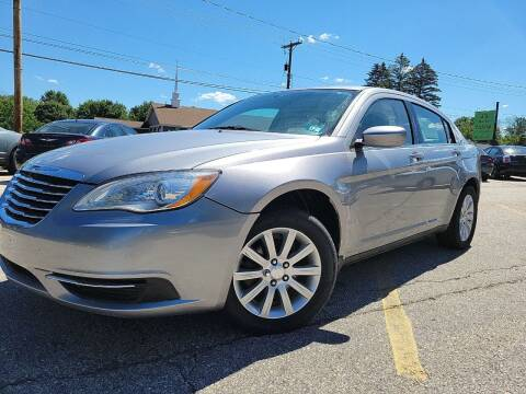 2014 Chrysler 200 for sale at J's Auto Exchange in Derry NH