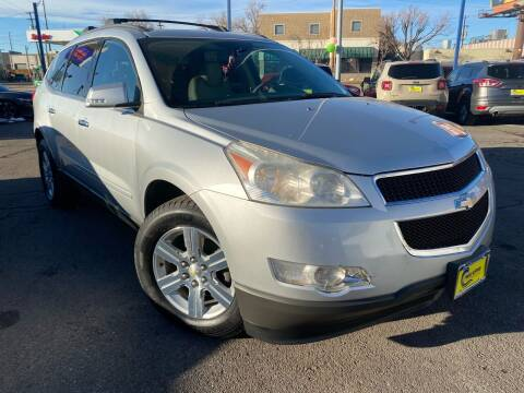 2010 Chevrolet Traverse for sale at New Wave Auto Brokers & Sales in Denver CO