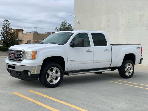 2013 GMC Sierra 2500HD for sale at Santos Autos in Bradenton FL