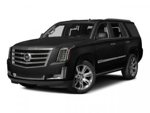 2015 Cadillac Escalade for sale at Stephen Wade Pre-Owned Supercenter in Saint George UT