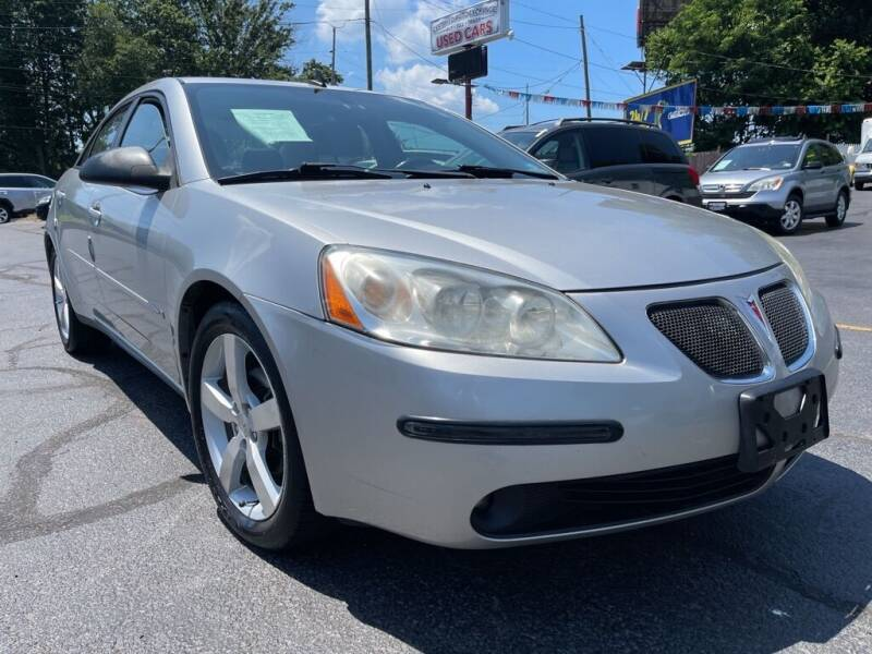 2007 Pontiac G6 for sale at Certified Auto Exchange in Keyport NJ