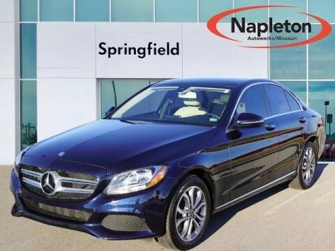 2017 Mercedes-Benz C-Class for sale at Napleton Autowerks in Springfield MO