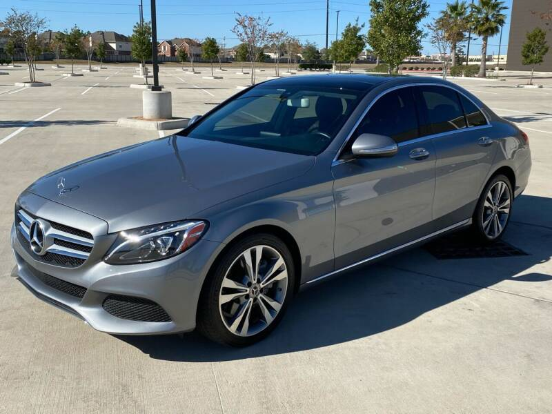 2015 Mercedes-Benz C-Class for sale at ABS Motorsports in Houston TX
