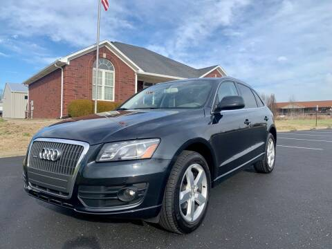 2012 Audi Q5 for sale at HillView Motors in Shepherdsville KY