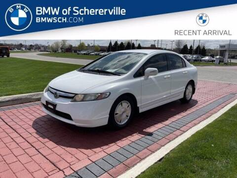 2008 Honda Civic for sale at BMW of Schererville in Shererville IN