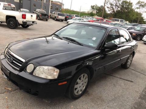 2005 Kia Optima for sale at Sonny Gerber Auto Sales in Omaha NE