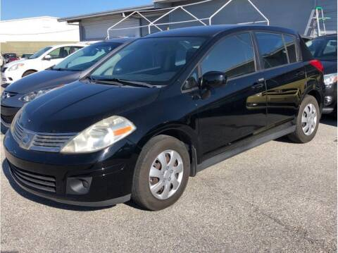 2008 Nissan Versa for sale at My Value Car Sales in Venice FL