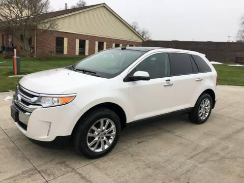 2011 Ford Edge for sale at Renaissance Auto Network in Warrensville Heights OH