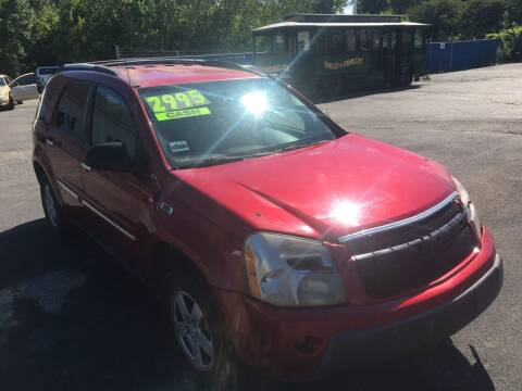 2005 Chevrolet Equinox for sale at ROUTE 6 AUTOMAX in Markham IL