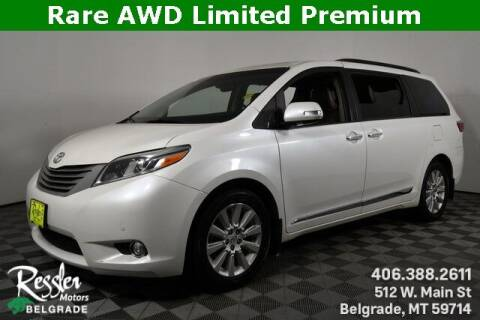 2015 Toyota Sienna for sale at Danhof Motors in Manhattan MT