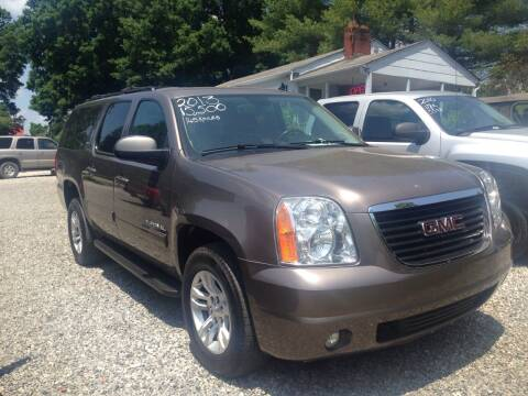 2013 GMC Yukon XL for sale at Venable & Son Auto Sales in Walnut Cove NC