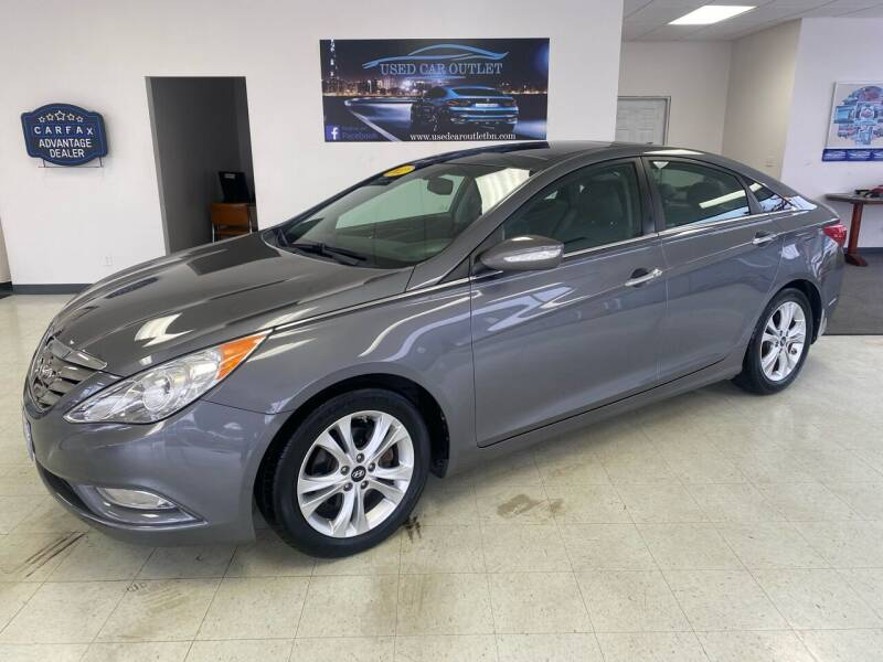 2012 Hyundai Sonata for sale at Used Car Outlet in Bloomington IL
