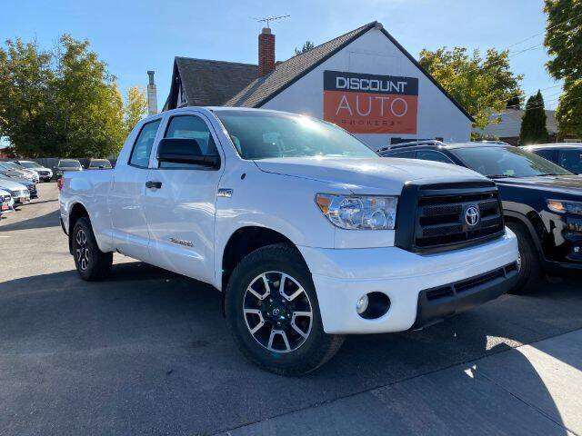 2012 Toyota Tundra for sale at Discount Auto Brokers Inc. in Lehi UT