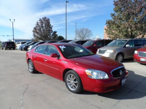 2006 Buick Lucerne for sale at America Auto Inc in South Sioux City NE